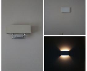 Šviestuvų keitimo darbai. Šviestuvai keičiami ir modernesnius ir šiuolaikinius standartus atitinkančius šviestuvus su LED lemputėmis