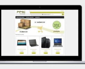 Greitas e-parduotuvių kūrimas