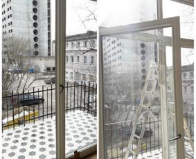 Kokybiškas langų - patalpų valymas(dezinfekcija)