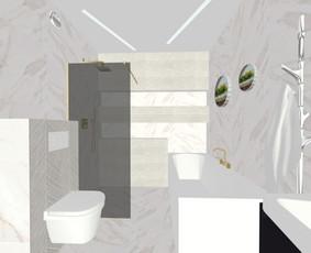 Interjero projektavimas, dizainas, dekoravimas / Dinicė, MB / Darbų pavyzdys ID 1125979