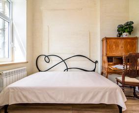 Miegamojo lova *Kiekvienas projektas / sumanymas skaičiuojamas individualiai
