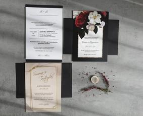Dobo // vestuvinių kvietimų kūrimas