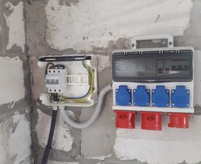 Elektros Darbai - Elektrikas