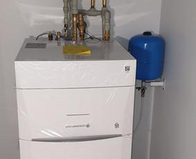 Santechnikos ir šildymo sistemų montavimas pardavimas