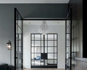 Kalviski dirbiniai,metalo stiklo durys,pertvaros