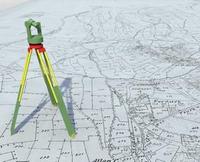 Kadastriniai (Geodeziniai) matavimai / Karolis Katiliavas / Darbų pavyzdys ID 1130635