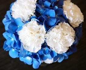 Balta Karūna - vestuvių floristika,dekoravimas,koordinavimas / Balta Karūna / Darbų pavyzdys ID 1131083