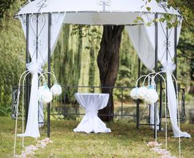 Balta Karūna - vestuvių floristika,dekoravimas,koordinavimas / Balta Karūna / Darbų pavyzdys ID 1131085