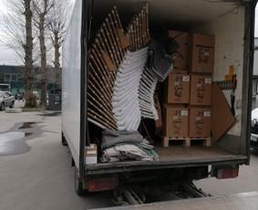 Perkraustymas Kaune, krovinių, baldų pervežimas / Kraustymas Kaune / Darbų pavyzdys ID 1133045