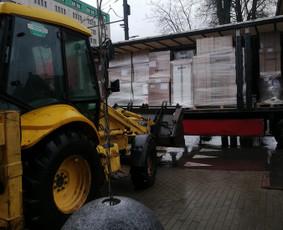 Perkraustymas Kaune, krovinių, baldų pervežimas / Kraustymas Kaune / Darbų pavyzdys ID 1133051