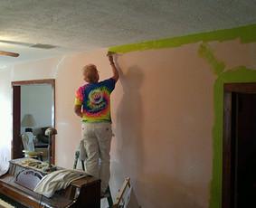Apdailos darbai, statybos darbai, remonto darbai