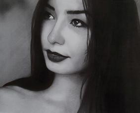 Portretų piešimas iš nuotraukų / Portretu Studija / Darbų pavyzdys ID 1133209