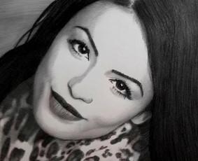 Portretų piešimas iš nuotraukų / Portretu Studija / Darbų pavyzdys ID 1133211