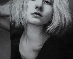 Portretų piešimas iš nuotraukų / Portretu Studija / Darbų pavyzdys ID 1133215