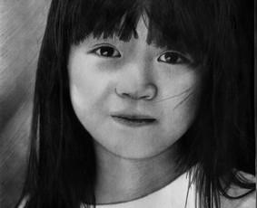 Portretų piešimas iš nuotraukų / Portretu Studija / Darbų pavyzdys ID 1133219