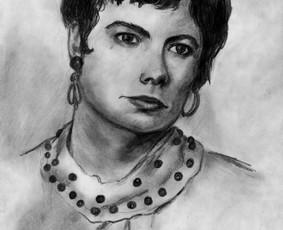 Portretų piešimas iš nuotraukų / Portretu Studija / Darbų pavyzdys ID 1133221