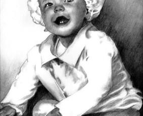 Portretų piešimas iš nuotraukų / Portretu Studija / Darbų pavyzdys ID 1133223
