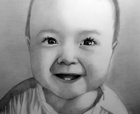 Portretų piešimas iš nuotraukų / Portretu Studija / Darbų pavyzdys ID 1133229