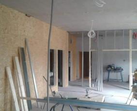 Statybos apdailos darbai