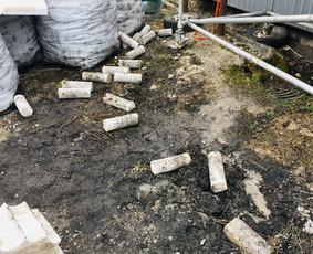 Skyliu-kiaurymiu grežimas muro,betono,akmens bei kt.