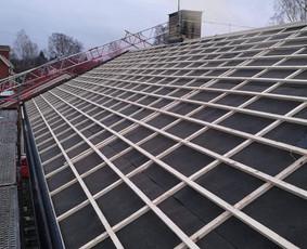 Kokybiškas stogų dengimas*trinkelių klojimas*karkaso darbai! / Namtakas / Darbų pavyzdys ID 1135873