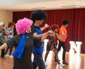 Šokių pamokos Vilniuje. Pramoginiai ir linijiniai šokiai