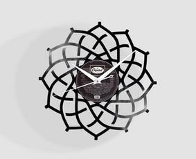 Išskirtiniai laikrodžiai iš vinilinių plokštelių ! / Linedeco / Darbų pavyzdys ID 1140255
