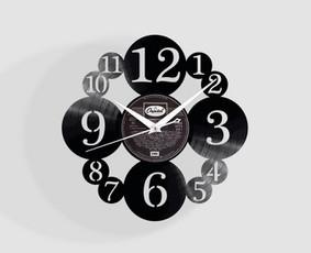 Išskirtiniai laikrodžiai iš vinilinių plokštelių ! / Linedeco / Darbų pavyzdys ID 1140263