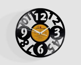 Išskirtiniai laikrodžiai iš vinilinių plokštelių ! / Linedeco / Darbų pavyzdys ID 1140265