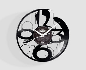 Išskirtiniai laikrodžiai iš vinilinių plokštelių ! / Linedeco / Darbų pavyzdys ID 1140267