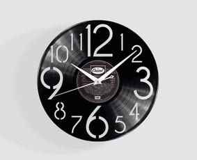 Išskirtiniai laikrodžiai iš vinilinių plokštelių ! / Linedeco / Darbų pavyzdys ID 1140269