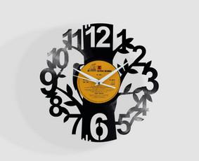 Išskirtiniai laikrodžiai iš vinilinių plokštelių ! / Linedeco / Darbų pavyzdys ID 1140275