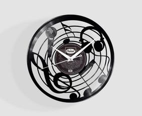 Išskirtiniai laikrodžiai iš vinilinių plokštelių ! / Linedeco / Darbų pavyzdys ID 1140279
