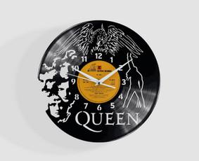 Išskirtiniai laikrodžiai iš vinilinių plokštelių ! / Linedeco / Darbų pavyzdys ID 1140283