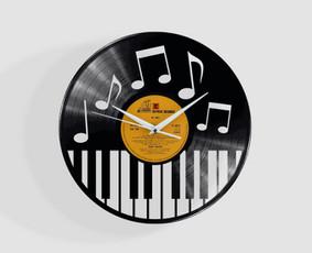 Išskirtiniai laikrodžiai iš vinilinių plokštelių ! / Linedeco / Darbų pavyzdys ID 1140305