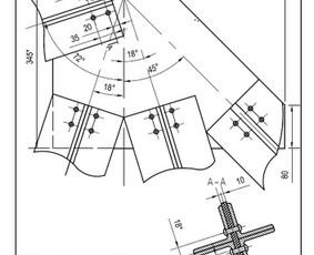 Projektavimas/braižymas Autocad, Solidworks / Edgaras / Darbų pavyzdys ID 1142315