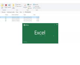 Excel VBA ir C # (Sharp) programuotojas