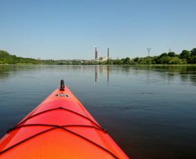 Vandens turizmas Kaune