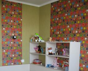 žaismingi vaikų kambariai