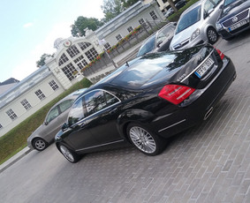 Vestuvės 2016.06.18 Birštone, Mercedes nuoma su vairuotoju