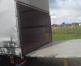 Krovinių Pervežimas Žygimantas