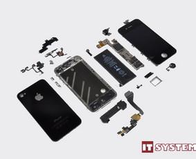 Mobiliųjų telefonų remontas / ITSYSTEM telefonų servisas / Darbų pavyzdys ID 141769