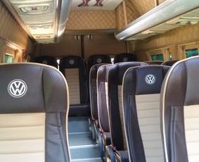 """Mikroautobusų nuoma įvairioms progoms / UAB """"Balti mikroautobusai"""" / Darbų pavyzdys ID 162287"""