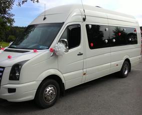 """Mikroautobusų nuoma įvairioms progoms / UAB """"Balti mikroautobusai"""" / Darbų pavyzdys ID 162293"""