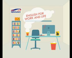 Teacher from England / Anglų kalba iš pirmo lūpų