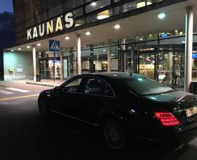 2016.09.03 Transfer from Kaunas Ibis hotel to Kaunas airport / Keleiviu pristatymas iš viešbučio Kaune i Kauno oro uosta :)