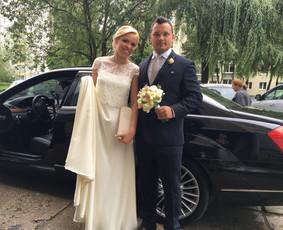 2016.09.03 :) Vestuvės :)  MB S500L ir MB Viano nuoma su vairuotoju jūsų šventei ar kelionei :) Www.taxidriver.lt , info@taxidriver.lt , 8 687 66366 #mercedes #s500 #amg #viano #mb #sclass #s ...