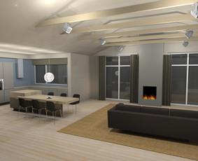 Architektas, projektavimas, 3d vizualizacijos