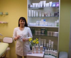 Kosmetologė Panevėžyje