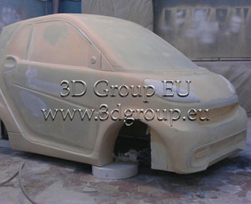 2D, 3D ir 4D frezavimas, 3D skenavimas / 3D Group EU, 3D Wood PRO / Darbų pavyzdys ID 174539